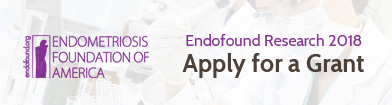 Endometriosis Foundation of America research: Apply for a grant