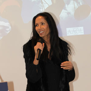Padma Lakshmi - Outsmarting Endo Let's work together and break this disease!