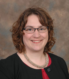 Dr. Katherine (Katie) Burns is an Assistant Professor at the University of Cincinnati College of Medicine