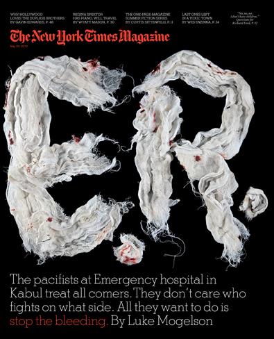 NYT Magazine : Super Doctor - Dr.Seckin