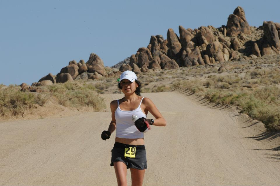 Lori Liu, MD an avid long distance runner is teaming up with the EFA to help us Kick the Cramp out of Endometriosis!