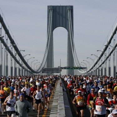 Join the EFA in the 2013 ING New York City Marathon and help Kick the Cramp out of Endo!
