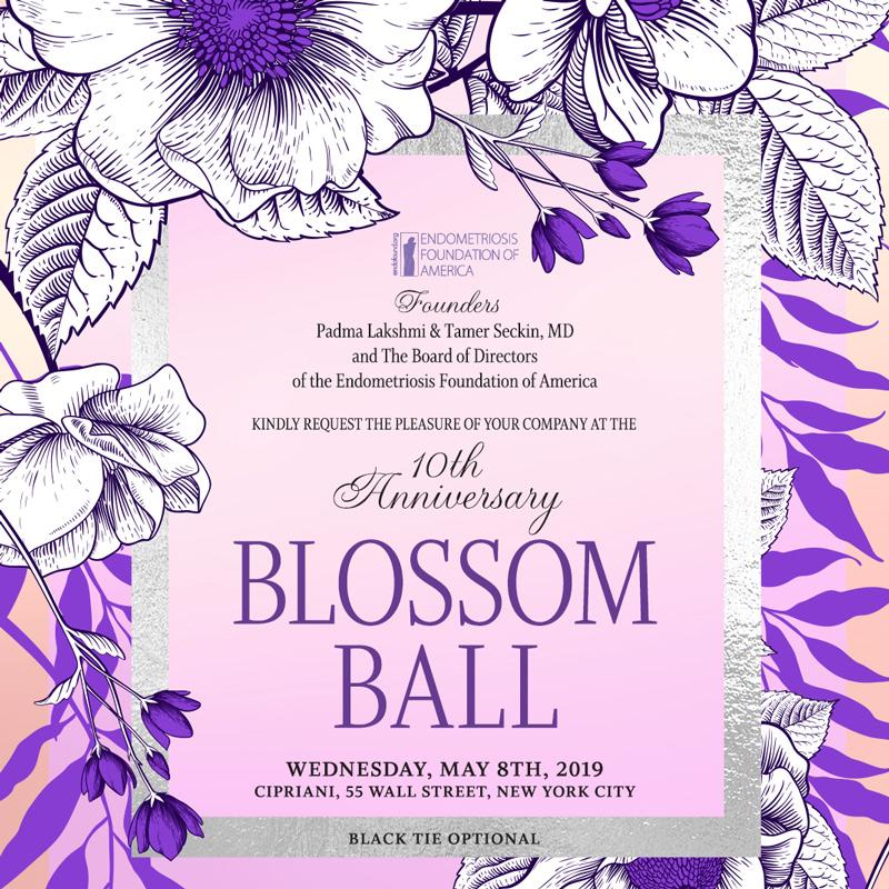 Blossom Ball 2019