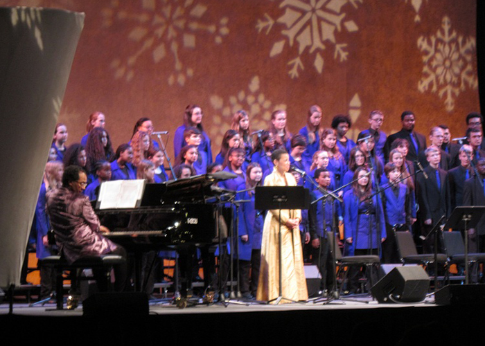 A Special Brooklyn Youth Chorus Holiday Concert and Reception