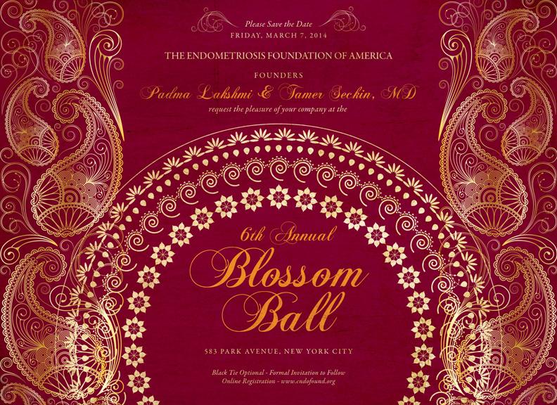 Sixth Annual Blossom Ball