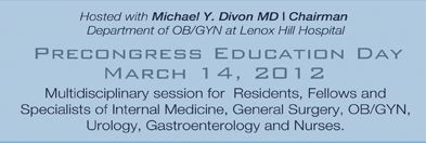 Precongress Education Day
