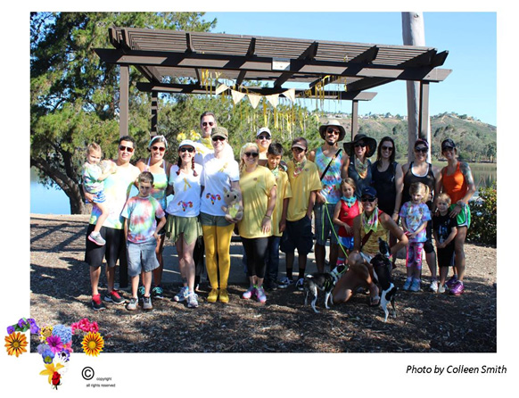 Q&A with Lisa Drayton <h3 style='text-align:center'>Volunteer Hosts EndoWalk</h3>