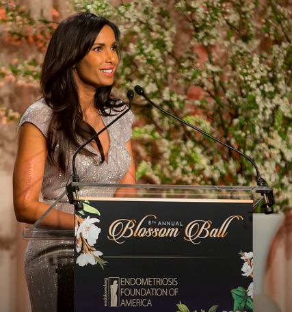 Padma Lakshmi, Endometriosis, WebMD, Health Heroes, Awards