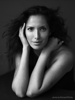 Padma Lakshmi is known internationally as an actress, food expert, model and award-winning author.
