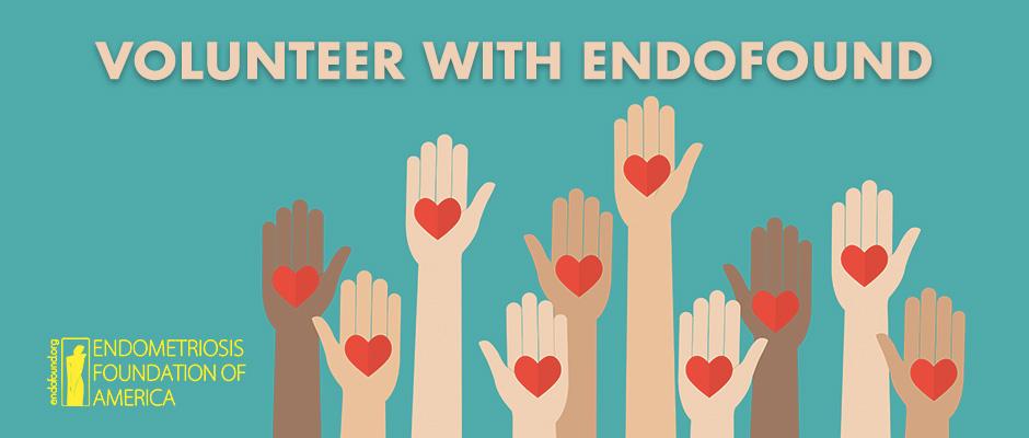 Endofound volunteer