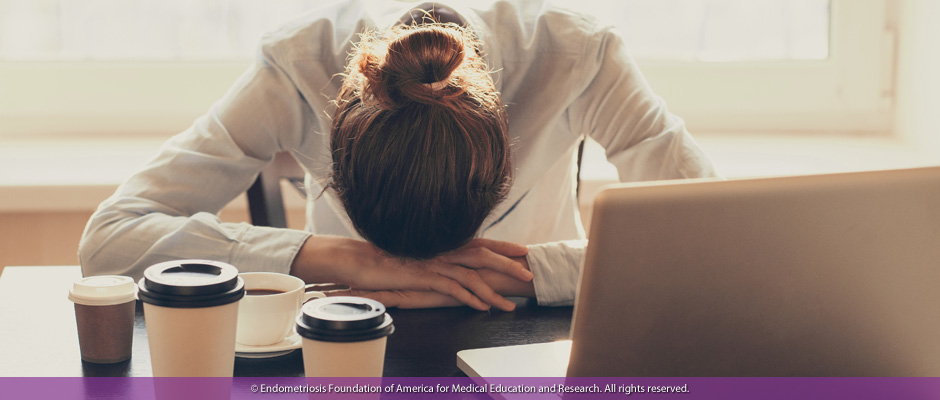 Fatigue In Endometriosis Patients, Personality Changes,