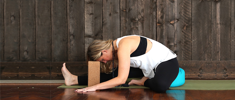 Forward Bend (Janu Sirasana)