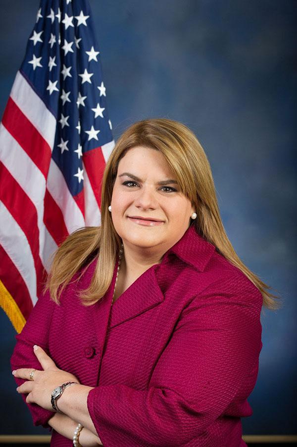 Congresswoman Jenniffer González-Colón (R-PR)