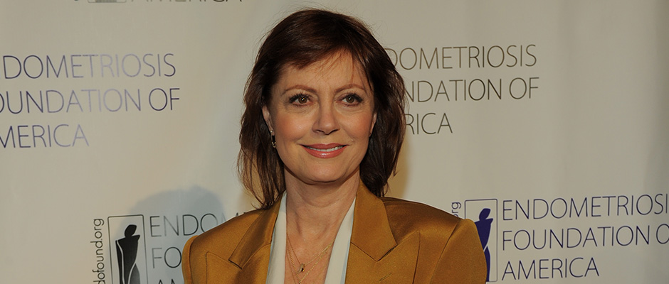 Susan Sarandon Endometriosis
