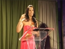 Blossom Ball 2010- Padma Lakshmi I will say that when I was thinking about what I want to say