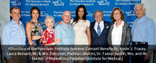 Train Concert Raises $1.5 Million for Feinstein Institute for Medical Research