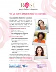 The ROSE Study (Research Outsmarts Endometriosis)