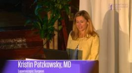 Kristin Patzkowsky, MD - Endometriomas and fertility