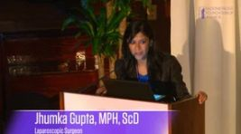 Jhumka Gupta, ScD, MPH - Keynote: Framing endometriosis as a public health and social justice issue