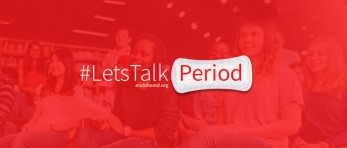 Sign The #LetsTalkPeriod Petition