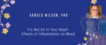 Arnold Wilson, PhD - It's Not All in Your Head! - Effects of Inflammation on Mood