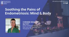 Soothing the Pains of Endometriosis: Mind & Body - Corinne Idzal, DPT NLP RYT
