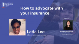How to advocate with your insurance - Latia Lee