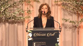 Susan Sarandon Blossom Ball Award