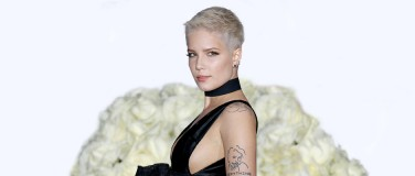 Halsey to Receive Blossom Award at EndoFound's 2018 Blossom Ball