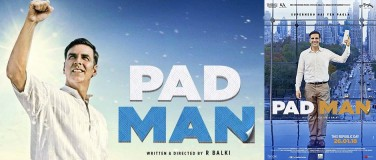 New Padman Movie Brings Periods to the Big Screen