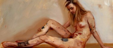 Painter Ellie Kammer Channels Her Endometriosis Pain Into Paintings