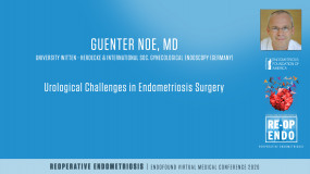 Urological Challenges in Endometriosis Surgery - Guenter Noe, MD