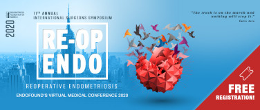 Announcing EndoFound's Virtual Medical Conference: Reoperative Endometriosis