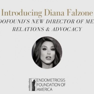 Journalist Diana Falzone Begins New Role with EndoFound