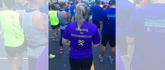 Running for EndoFound: <br />How One Girl Got Revenge on the Disease