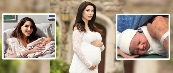 Former Fox News Reporter Diana Falzone Welcomes Baby Boy