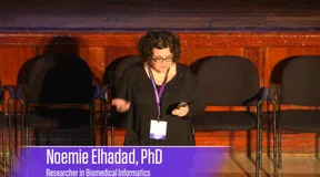 Noemie Elhadad, PhD - Giving patients the tools to contribute to endometriosis research
