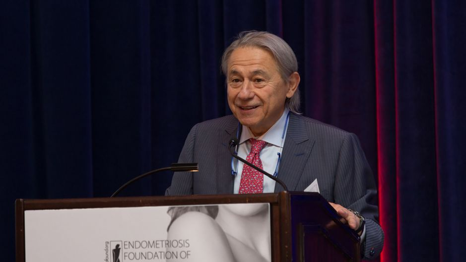 Why is Endometriosis Foundation of America Doing this Conference? - Tamer Seckin, MD
