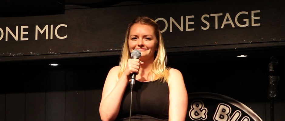 My Vagina Tried To Kill Me Comedian Amy Vreeke: Laughter Is The Best Medicine for Endo