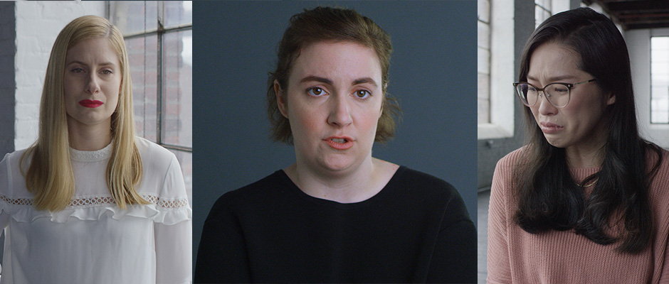 Lena Dunham Shares Her Endometriosis Experience in Touching Video
