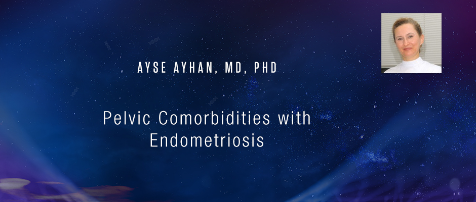 Ayse Ayhan, MD, PhD - Pelvic Comorbidities with Endometriosis