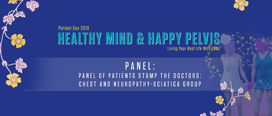 Panel of Patients Stump the Doctors: Chest and Neuropathy-Sciatica Group