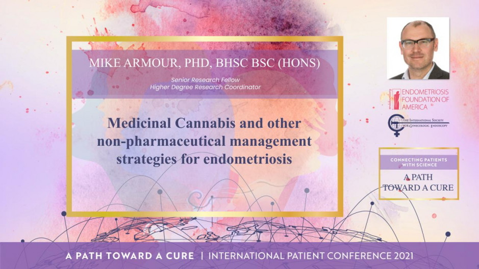Medicinal Cannabis and Other Non-Pharmaceutical Management Strategies for Endometriosis