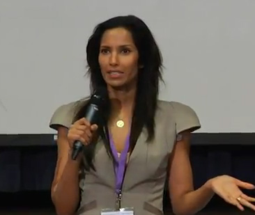 Medical Conference 2012 - Padma Lakshmi