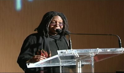 Blossom Ball 2009 - Whoopi Goldberg